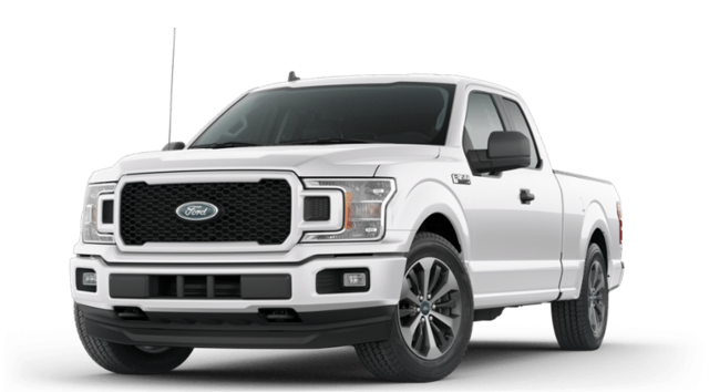 New 2020 Ford F-150 STX Truck SuperCab Styleside for sale in North Branch, MN
